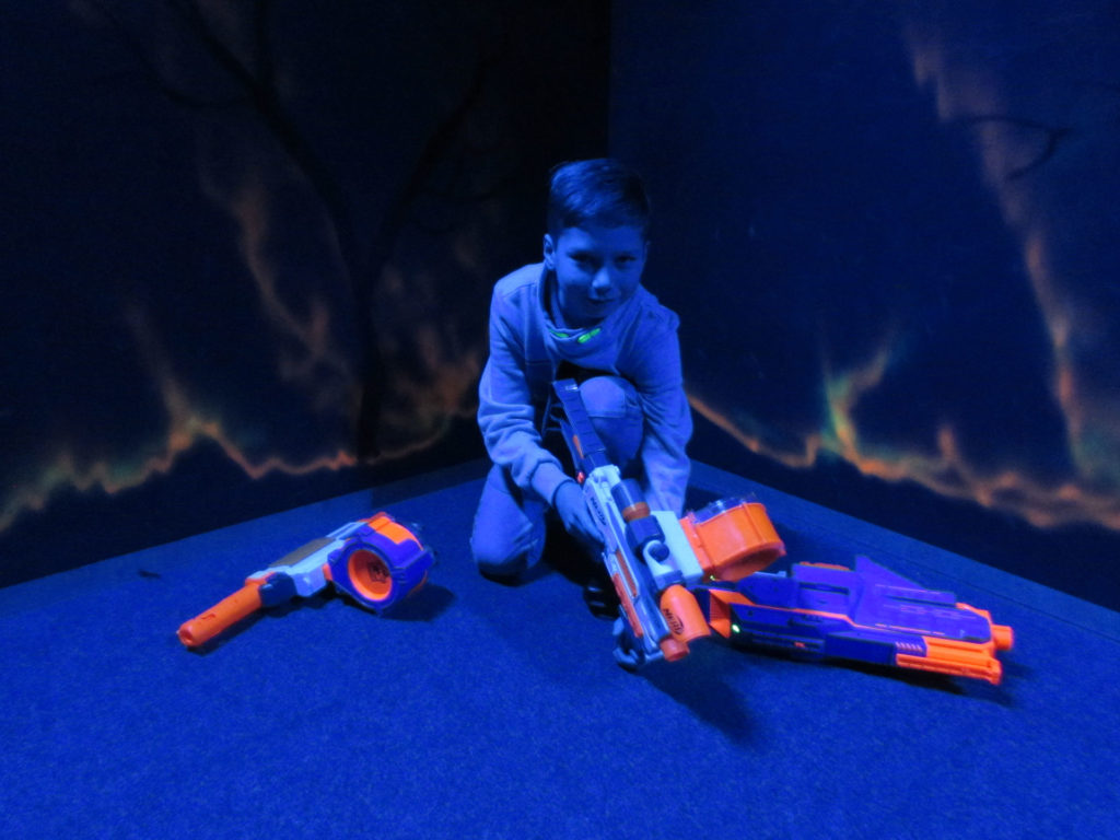 Arena Nerf Hannover FUN Center